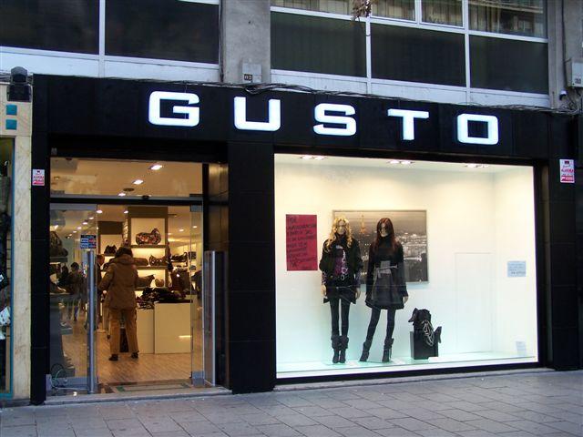GUSTO en C/Gran Vía de Logroño