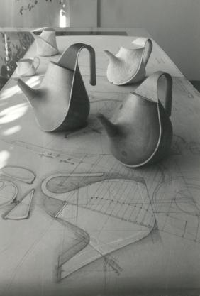 Proceso creativo-Oronda (Alessi) by Tusquets