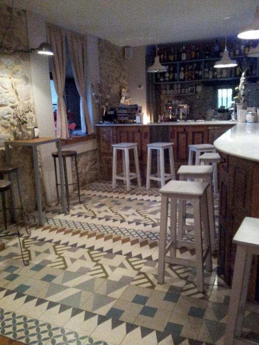 JFinteriorismo - Barra Bar - Restaurante La Bicicleta