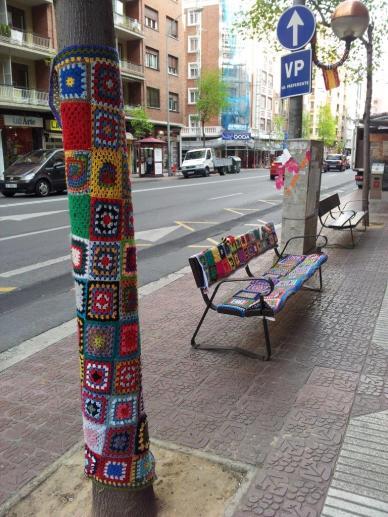 Urban Knitting Logroño Diseño